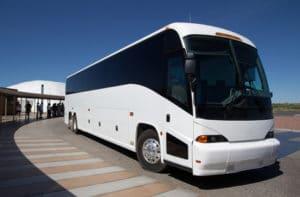 bus de transport de personnes
